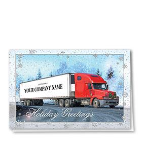 Premium Foil Card - Sparkling Greetings
