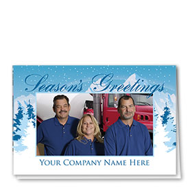 Holiday Card-Photo Card