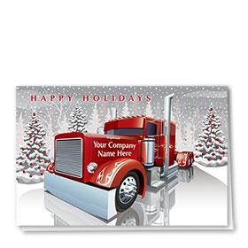Holiday Card-Ruby Holiday