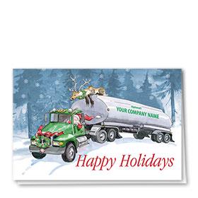 Holiday Card-Holiday Ride