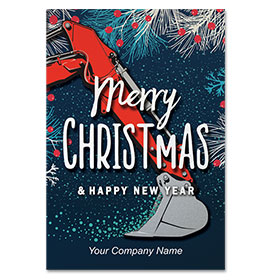 Pearl Paper Flat Cards - Merry Scoop