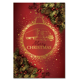 Pearl Paper Flat Cards - Gold Sparkle