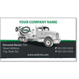 Full- Color Construction Business Cards