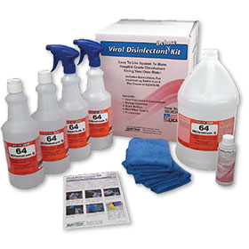 Viral Disinfectant Deluxe Kit