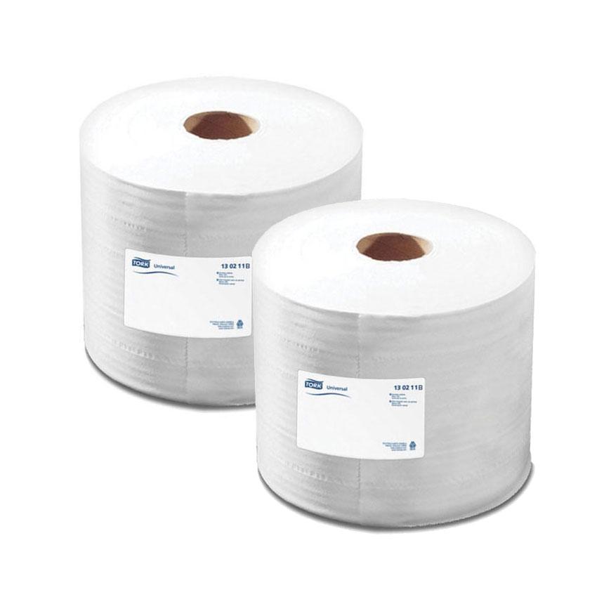 Tork Universal Wiper 330 Centerfeed Towels 130211B