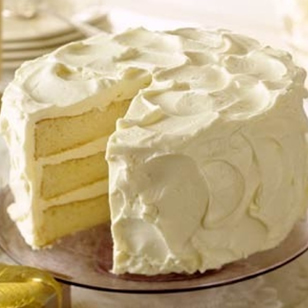 Southern Eggnog Cake