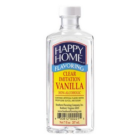 Happy Home Imitation Clear Vanilla Flavor