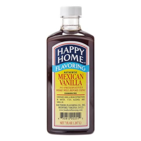 Happy Home Mexican Vanilla