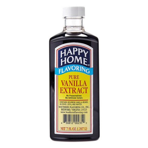 Happy Home Pure Vanilla Extract