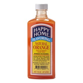 Happy Home Natural Orange Flavor