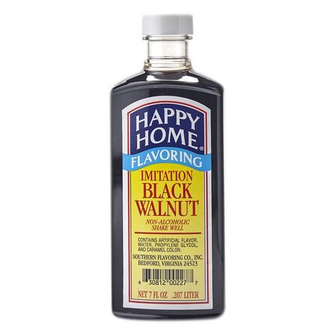 Happy Home Imitation Black Walnut Flavor