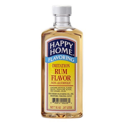 Happy Home Imitation Rum Flavor