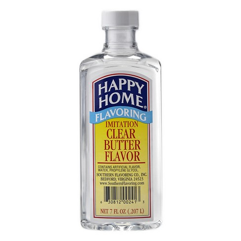 Happy Home Imitation Clear Butter Flavor