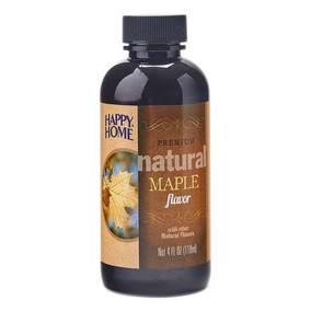 Natural Maple Flavor