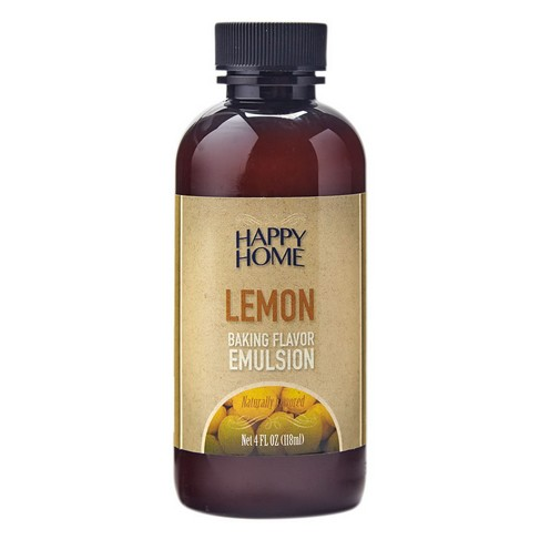 Natural Lemon Flavor Emulsion