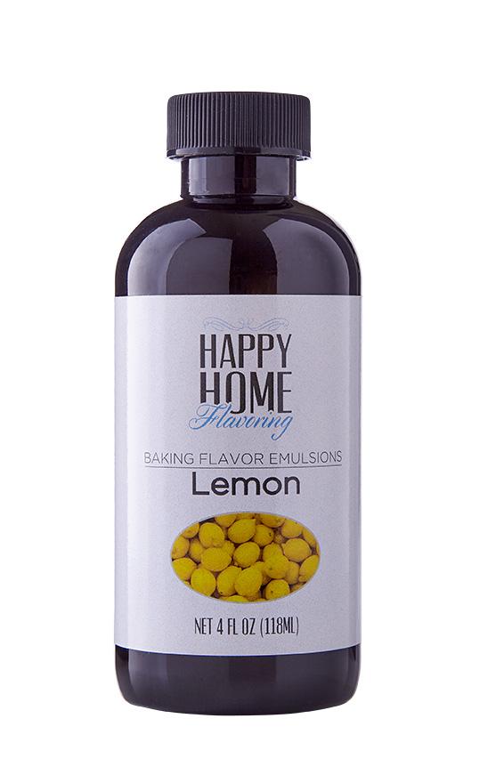 Natural Lemon Flavor Emulsion
