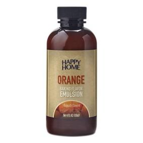 Natural Orange Baking Flavor Emulsion