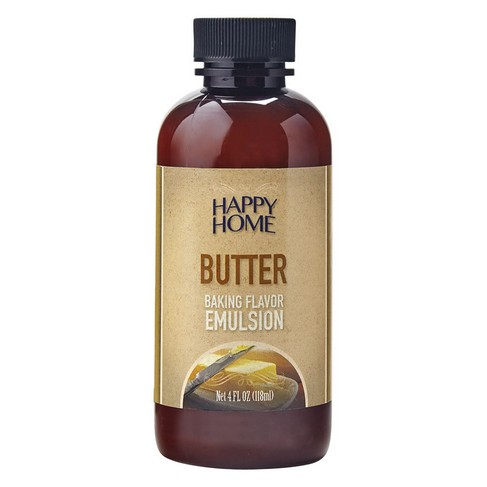 Clear Butter Baking Flavor Emulsion