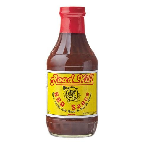 RoadKill BBQ Sauce - Hot