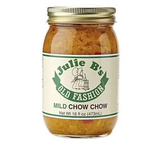 Julie B's Mild Chow Chow