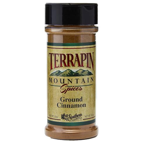 Terrapin Mountain Ground Cinnamon - 3 oz