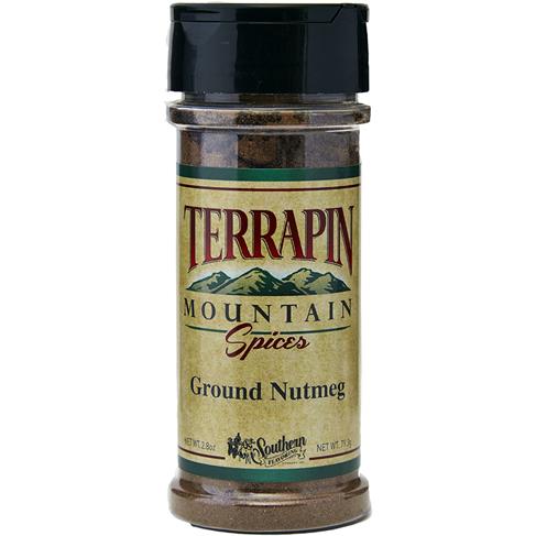 Terrapin Mountain Ground Nutmeg - 2.8 oz