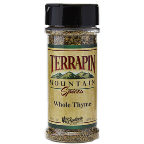 Terrapin Mountain Whole Thyme - 1.35 oz