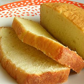 Southern Flavors Pound Cake
