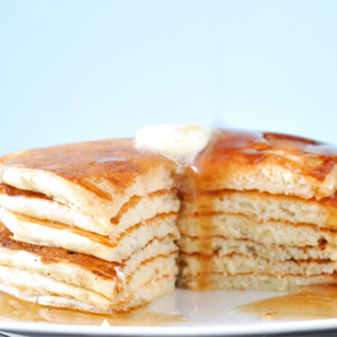 Vanilla Pancakes