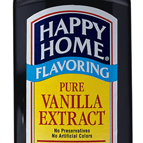 Pure Vanilla Extracts