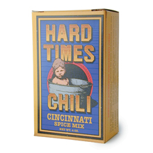 Hard Times Cincinnati Style Chili Mix