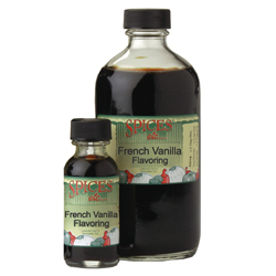 French Vanilla Flavoring - 8 oz.