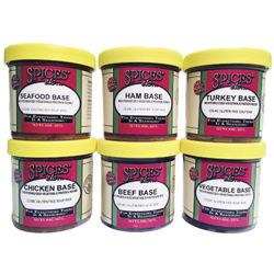 Soup Base and Food Seasoning, Ham