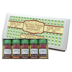 Chile Powder Gift Assortment