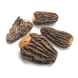 Morels, Dried Whole