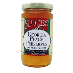 Spices Etc. Georgia Peach Preserves