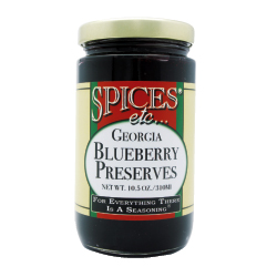 Spices Etc. Georgia Blueberry Preserves