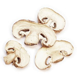 Mushrooms, Mushroom Slices - Quart (4 oz.)