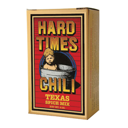 Hard Times Texas Style Chili Mix - Texas Style Chili Mix (4 oz.)