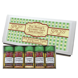 The Baker's Spices Assortment