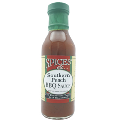 Spices Etc. Southern Peach Barbeque Sauce