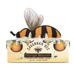 Savannah Bee Orange Blossom Soap Bar