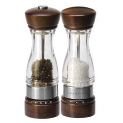 Cole & Mason Keswick Pepper & Salt Mills