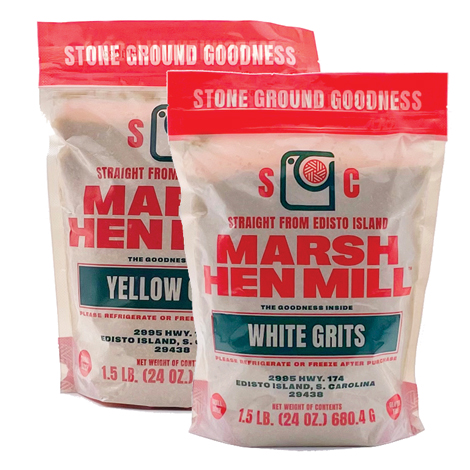Marsh Hen Mill (Formerly Geechie Boy Mill) Stone Ground Grits