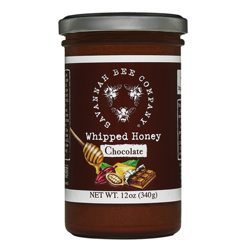 Savannah Bee Whipped Honey with Chocolate