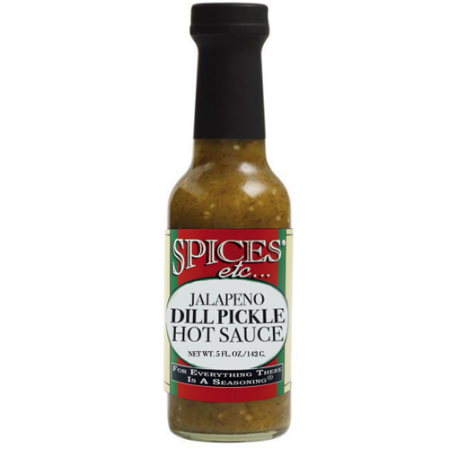 Spices Etc. Dill Pickle Hot Sauce