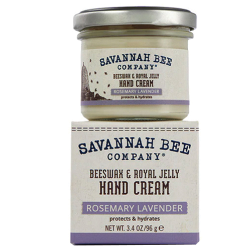 Savannah Bee Rosemary Lavender Beeswax Cream