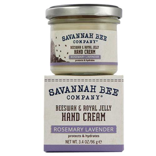 Savannah Bee Rosemary Lavender Beeswax Cream