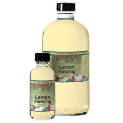 Lemon Flavoring - 2 oz.