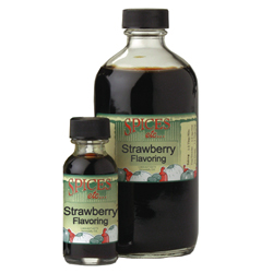 Strawberry Flavoring - 8 oz.
